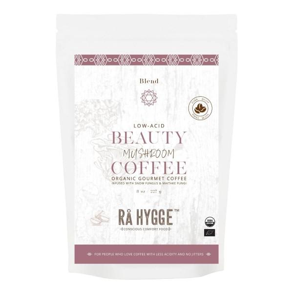 Vitalpilz Kaffee Bio Bohnen mit Tremella und Maitake Extrakt