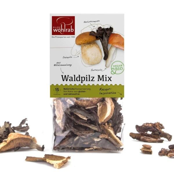 Waldpilz Mix Bio 30 g