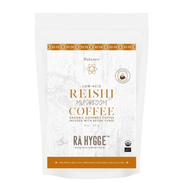 Vitalpilz Kaffee Bio gemahlen mit Reishi Extrakt