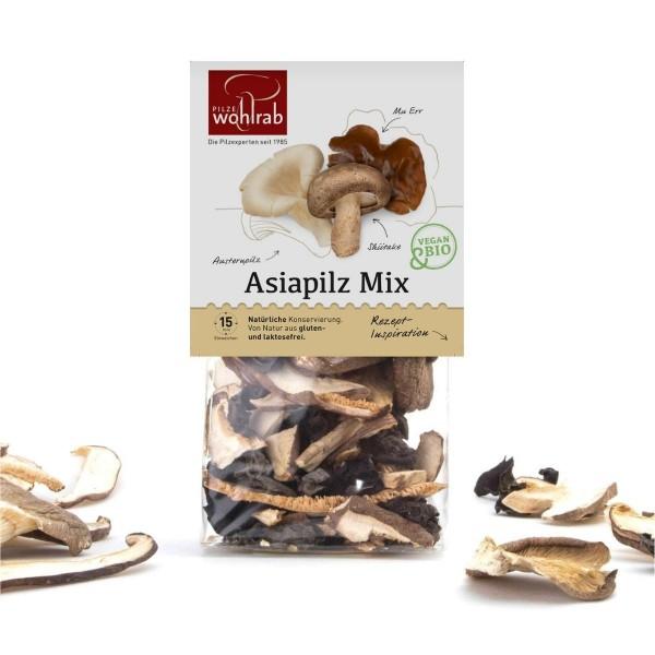 Asiapilz Mix Bio 30 g