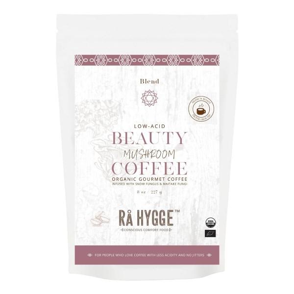 Vitalpilz Kaffee Bio gemahlen mit Tremella und Maitake Extrakt
