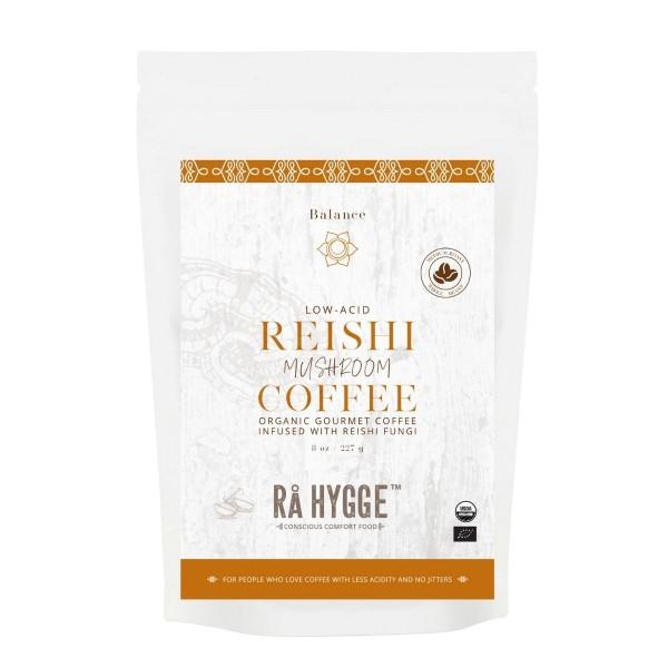 Vitalpilz Kaffee Bio Bohnen mit Reishi Extrakt